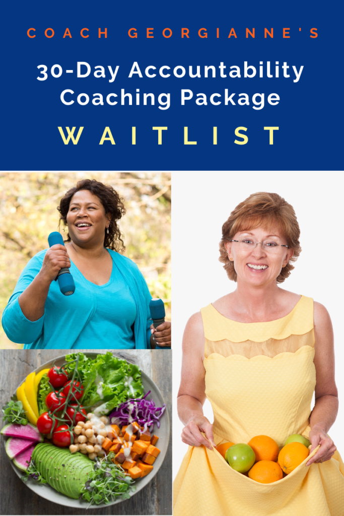 30-Day Healthy Eating Habit Coaching Waitlist Blue